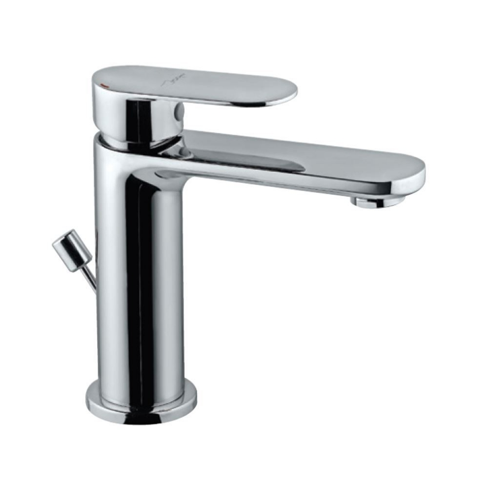 Picture of Single Lever Basin Mixer with Popup Waste