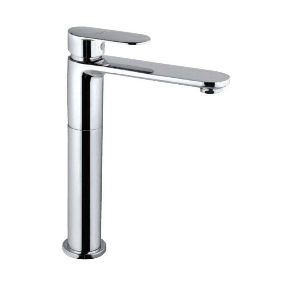 Picture of Single Lever High Neck Basin Mixer