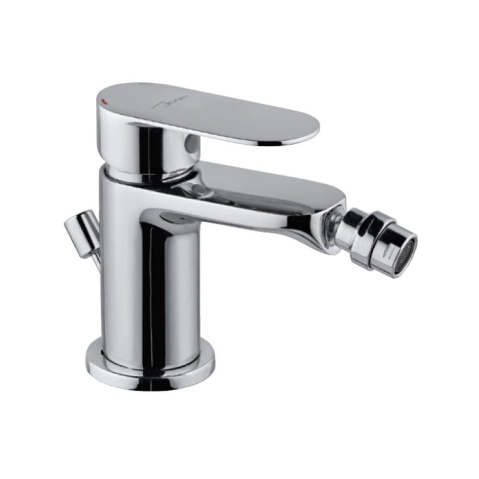 Picture of Single Lever Bidet Mixer with Popup Waste