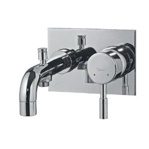 Picture of Single Lever High Flow Bath & Shower Mixer