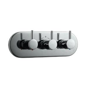 Picture of Concealed 4-Way Diverter Set