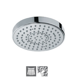 Picture of Overhead Shower ø105mm Round Shape Single Flow