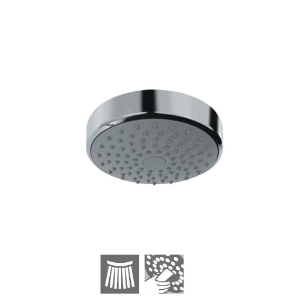 Picture of Round Shape Single Flow Overhead Shower
