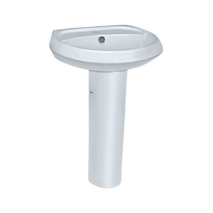 Picture of Wall Hung Basin with full pedestal