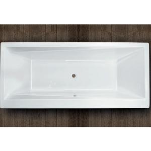 Picture of Kubix Built-in Bathtub