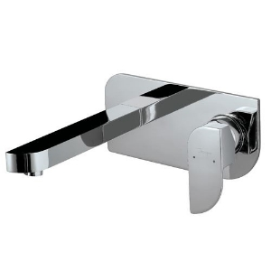 Picture of Exposed Part Kit Of Single Lever Basin Mixer Wall Mounted -Chrome