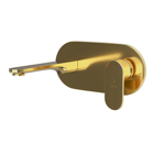 Picture of Exposed Part Kit of Single Lever Basin Mixer Wall Mounted - Full Gold