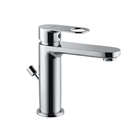 Picture of Single Lever Basin Mixer with Popup - Chrome