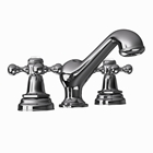 Picture of 3-Hole Basin Mixer -Black Chrome