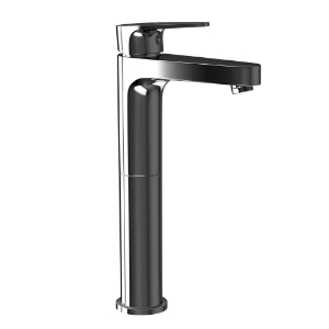 Picture of Single Lever Tall Boy -  Black Chrome