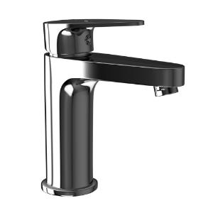 Picture of Single Lever Basin Mixer - Black Chrome
