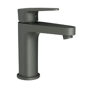 Picture of Single Lever Basin Mixer - Graphite