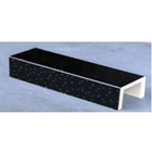 Picture of Galaxy Black Artificial Marble Ledge