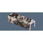 Picture of Grey Mesh Artificial Marble Ledge