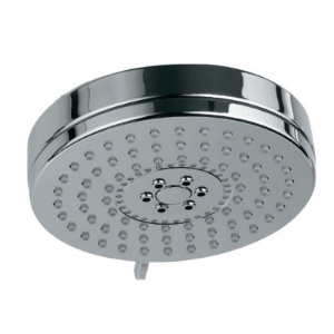 Picture of Overhead Shower ø105mm Round Shape Multi Flow