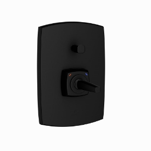 Picture of Exposed Parts Kit of Joystick Concealed Diverter - Black Matt
