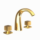 Picture of 3-Hole Basin Mixer -Full Gold