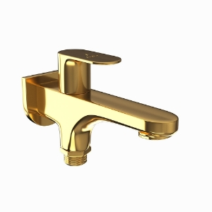 Picture of 2-Way Bib Tap - Full Gold