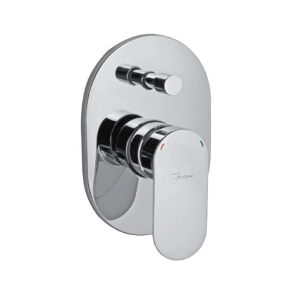 Picture of Single Lever Exposed Part Kit of Diverter - Chrome