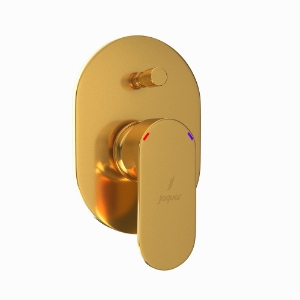 Picture of Single Lever Exposed Parts Kit of Hi-flow Diverter - Full Gold