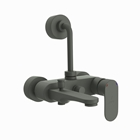 Picture of Single Lever Wall Mixer 3-in-1 System - Graphite