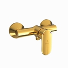 Picture of Single Lever Exposed Shower Mixer - Full Gold