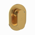 Picture of Single Lever Concealed Manual Spout Valve - Full Gold
