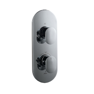 Picture of Aquamax Exposed Part Kit with 3-way diverter - Chrome