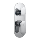 Picture of Aquamax Exposed Part Kit of Single Lever Shower Mixer -Chrome