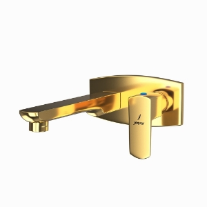 Picture of Exposed Part Kit of Single Concealed Stop Cock - Full Gold