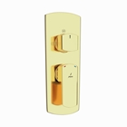 Picture of Aquamax Single Lever Shower Mixer - Full Gold
