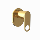 Picture of Exposed Part Kit of Concealed Stop Cock & Flush Cock - Full Gold