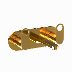 Picture of Two Concealed Stop Cocks - Full Gold