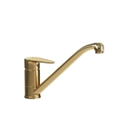 Picture of Single Lever Sink Mixer - Full Gold