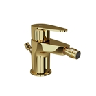 Picture of Single Lever 1 - Hole Bidet Mixer - Full Gold