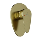 Picture of Single Lever Concealed Deusch Mixer - Gold Dust