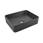 Picture of Thin Rim Table Top Basin - Black Matt