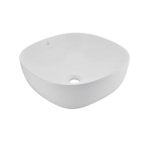 Picture of Thin Rim Table Top Basin - White Matt