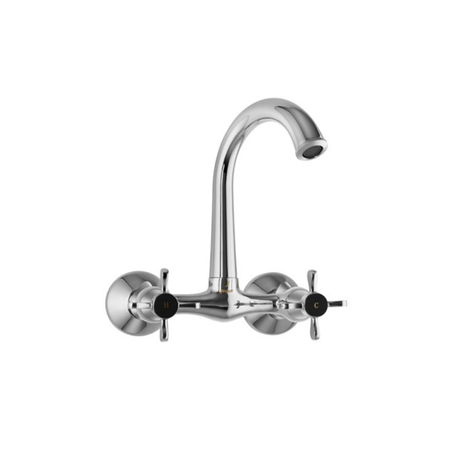 Picture of Sink Mixer with Short Swinging Spout