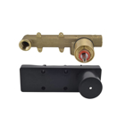 Picture of Concealed Body for Single Lever Basin Mixer Wall Mounted