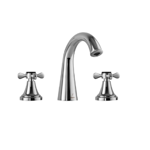 Picture of 3-Hole Basin Mixer - Chrome
