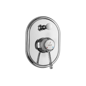 Picture of Single Lever Exposed Parts Kit of Diverter - Chrome
