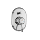 Picture of Single Lever Exposed Parts Kit of Hi-flow Diverter - Chrome