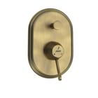 Picture of Single Lever Concealed Diverter - Antique Bronze