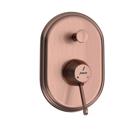 Picture of Single Lever Concealed Diverter - Antique Copper