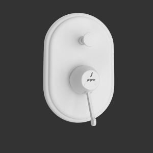Picture of Single Lever Concealed Diverter - White Matt