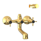 Picture of Wall Mixer - Full Gold