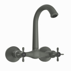 Picture of Sink Mixer with Short Swinging Spout - Graphite