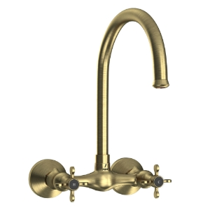 Picture of Sink Mixer with Regular Swinging Spout - Antique Bronze