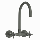 Picture of Sink Mixer with Regular Swinging Spout - Graphite